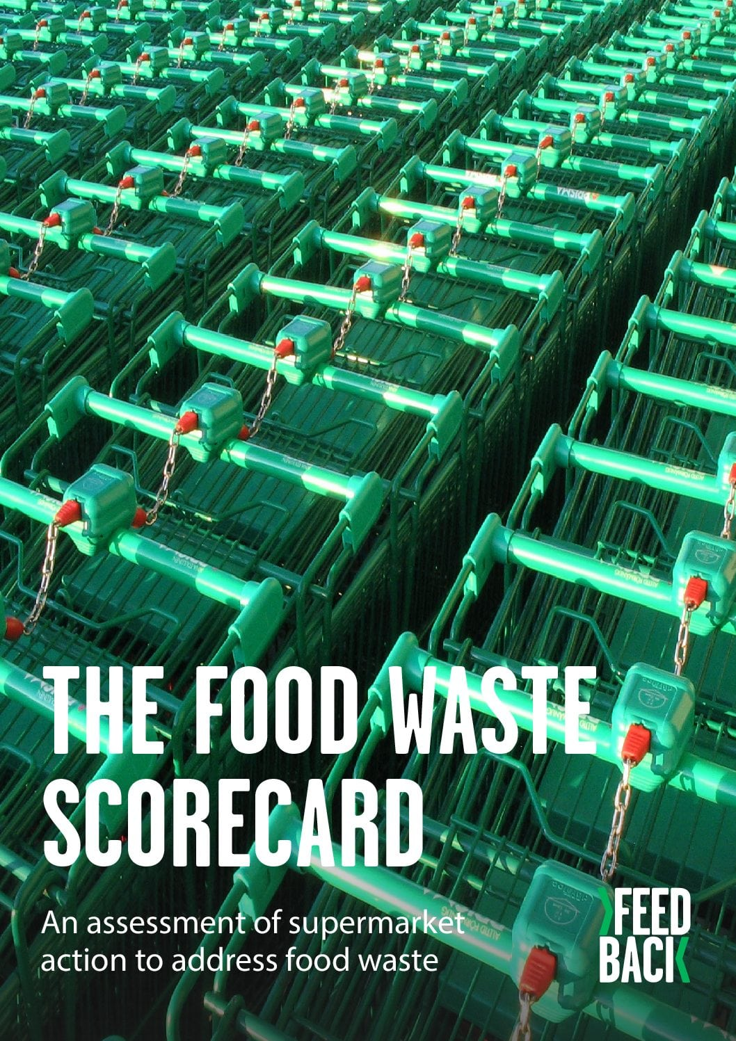 Supermarket Scorecard Cover