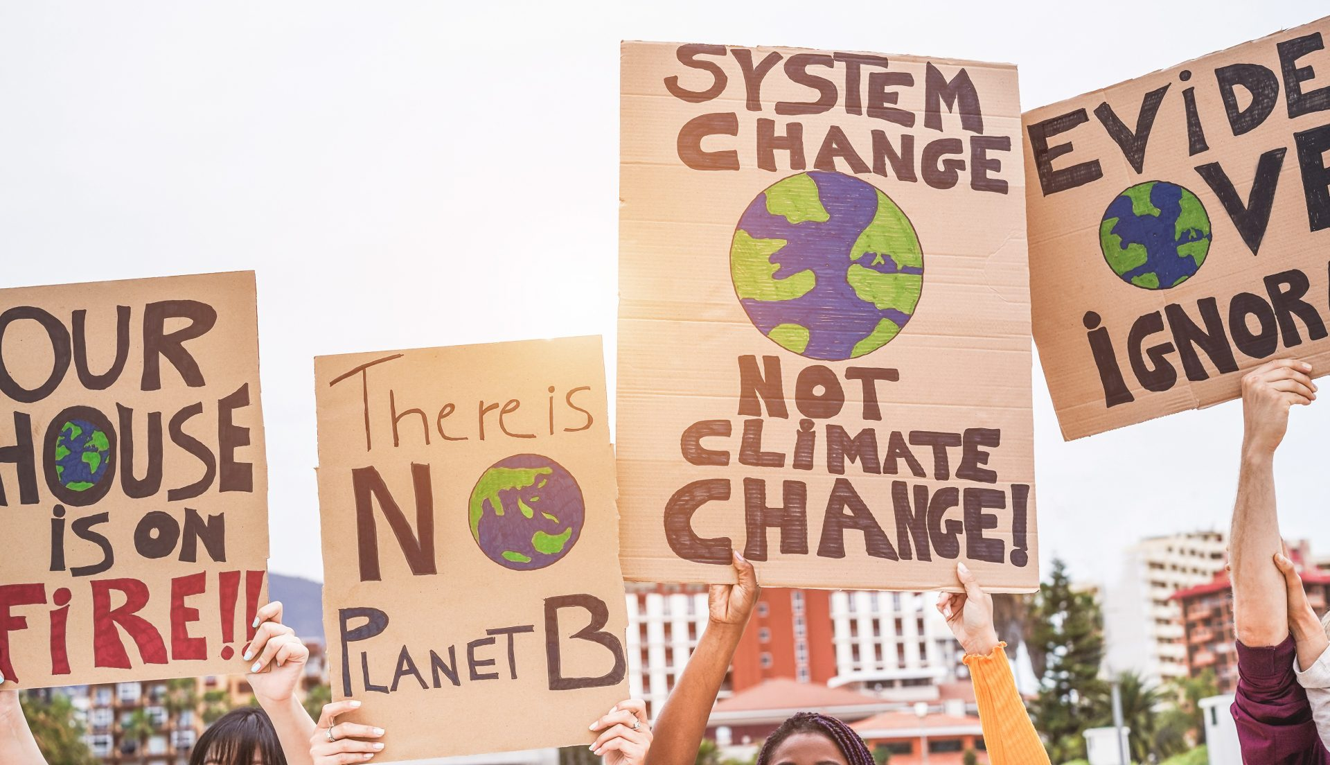 Demanding action – food policy for the climate emergency